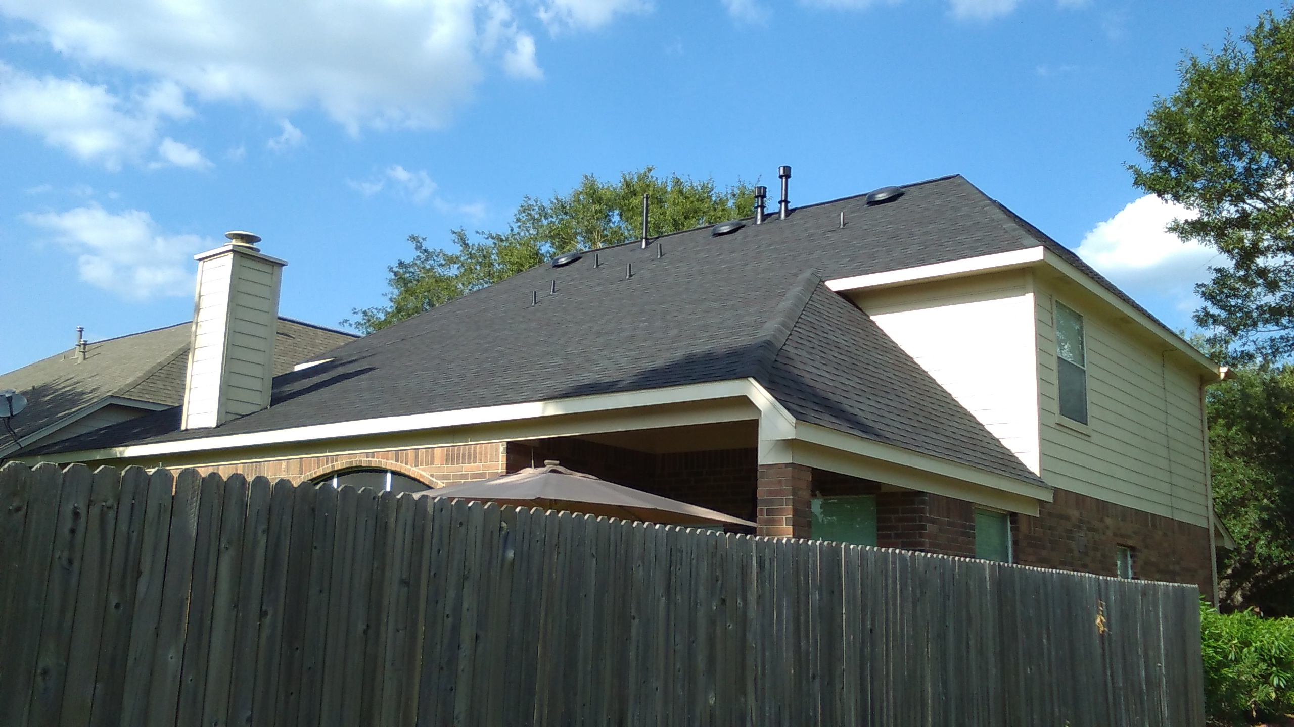 Texas State Builders Roof Contractor Residential